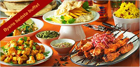 indisk, restaurant