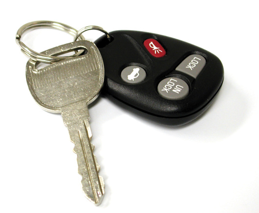 ekstra, bilnøgle